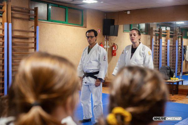 Treino – Judo Infantil
